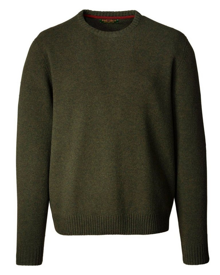 Parforce Traditional Hunting Pullover in Oliv