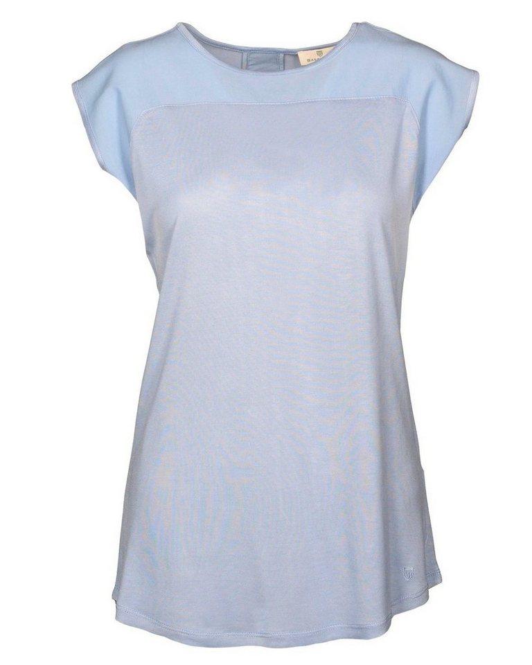Basefield T-Shirt in Bleu