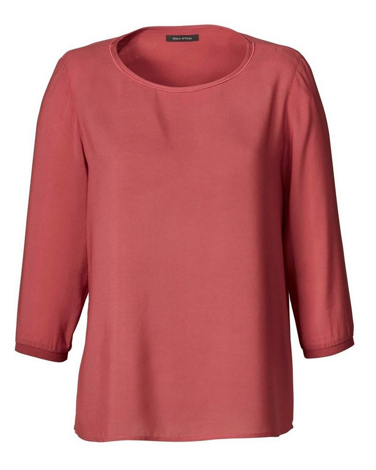Marc O'Polo Bluse in Koralle