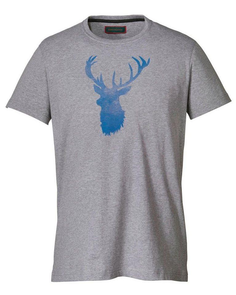 Reitmayer T-Shirt in Grau
