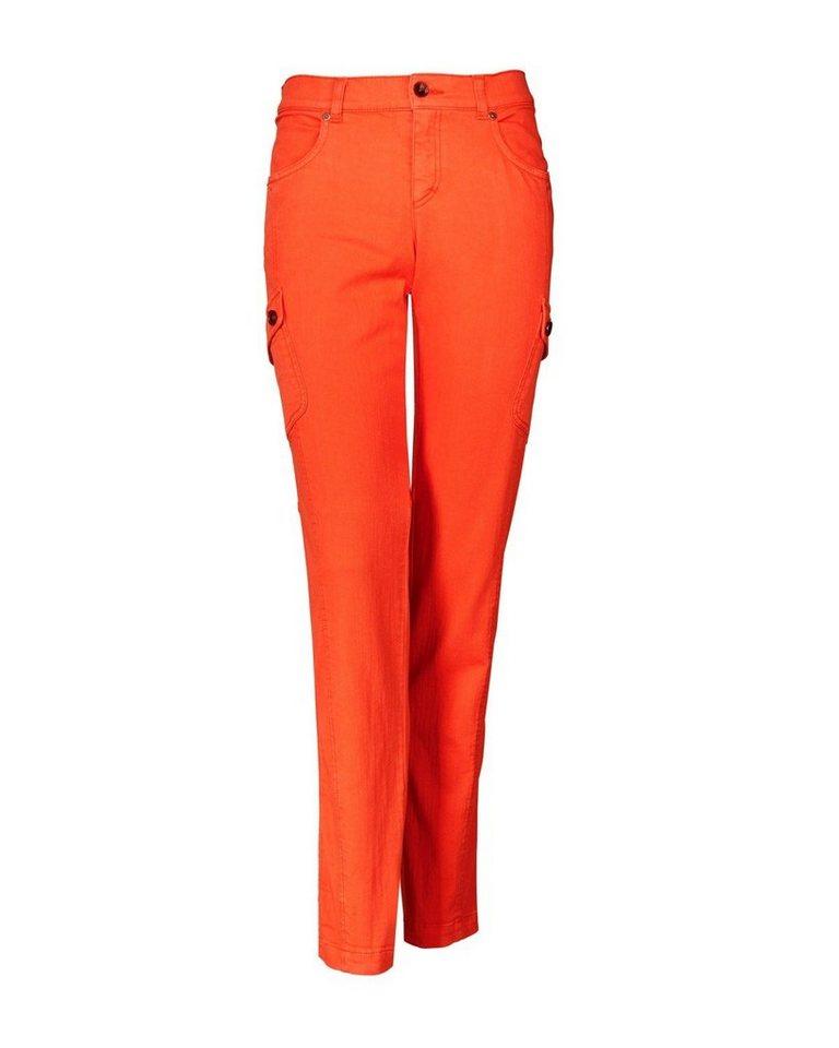 Bogner Cargohose Judy-G in Orange