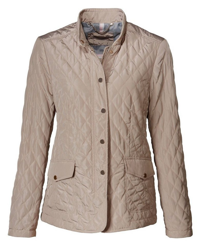 Highmoor Steppjacke in Beige