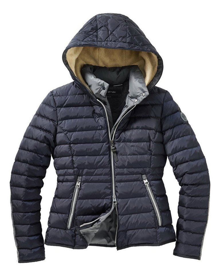 Marc O'Polo Steppjacke in Marine