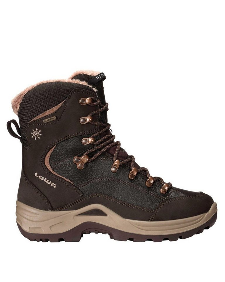 LOWA Damenstiefel Renegade Ice in Braun