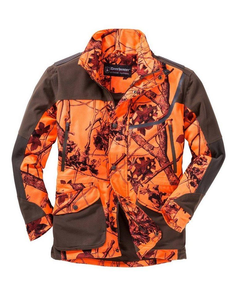 Deerhunter Cumberland PRO camo in orange camo