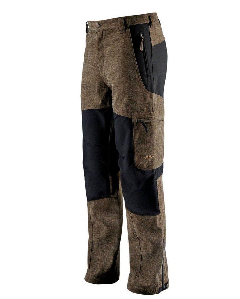 Blaser Active Outfits Hose Active Vintage in Melange/Schwarz