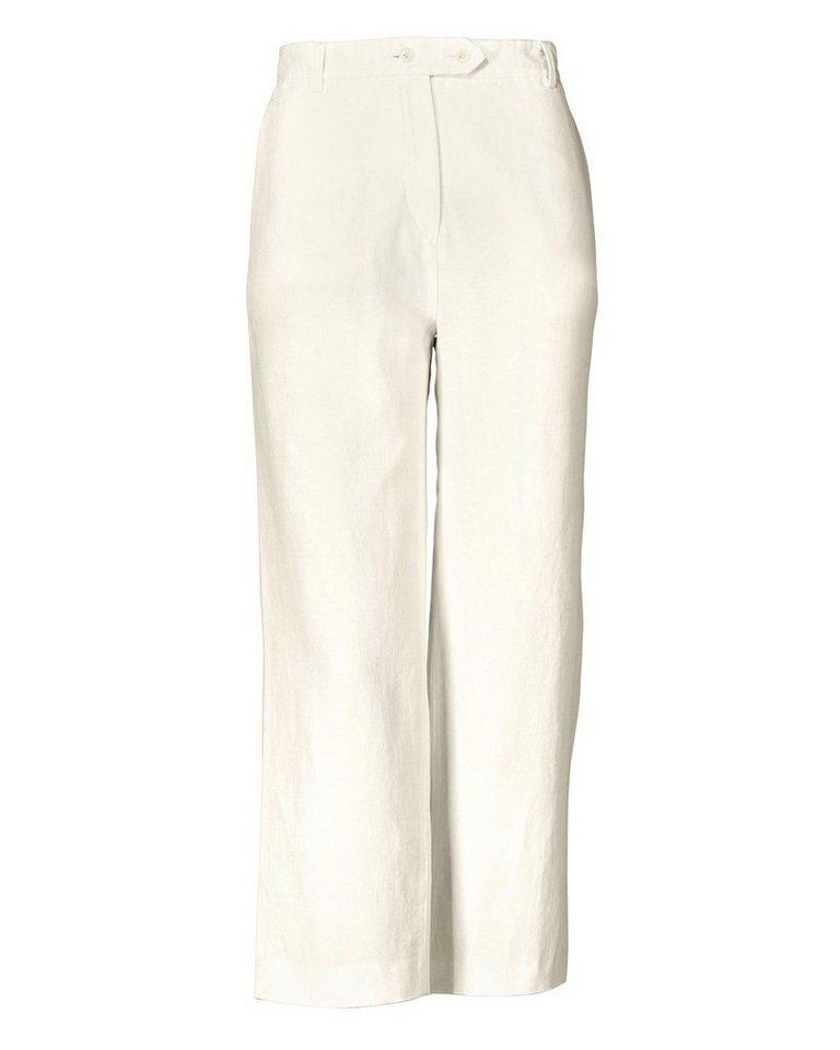 Marc O'Polo Culotte in Weiß