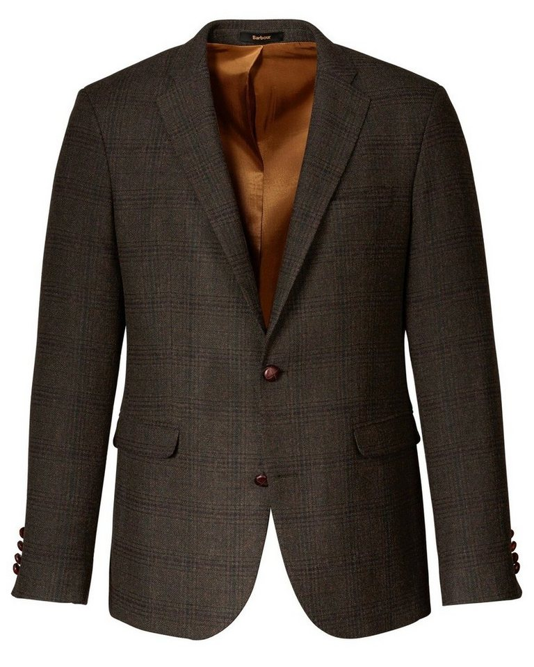Barbour Baglan Tailored Jacket in Oliv
