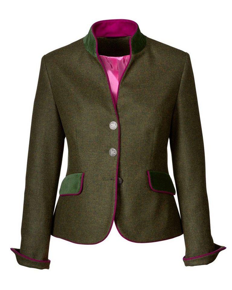Reitmayer Jacke in Grün