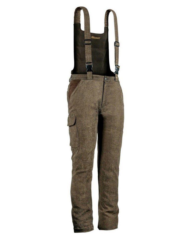 Blaser Active Outfits Daunenlatzhose Vintage, melange in Melange