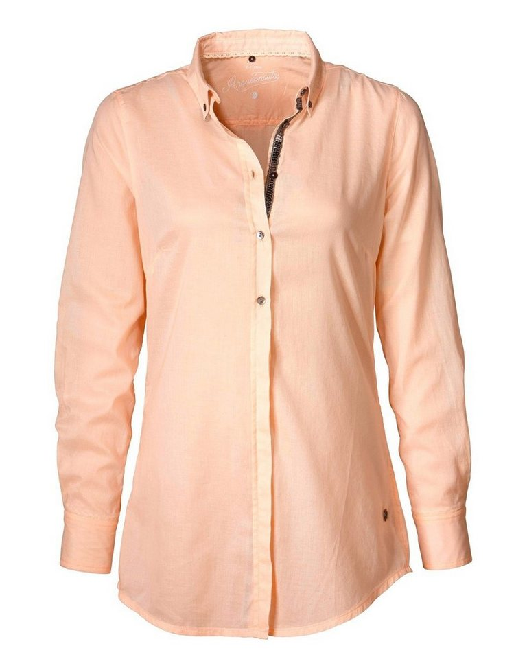 Arqueonautas Long Bluse in Apricot