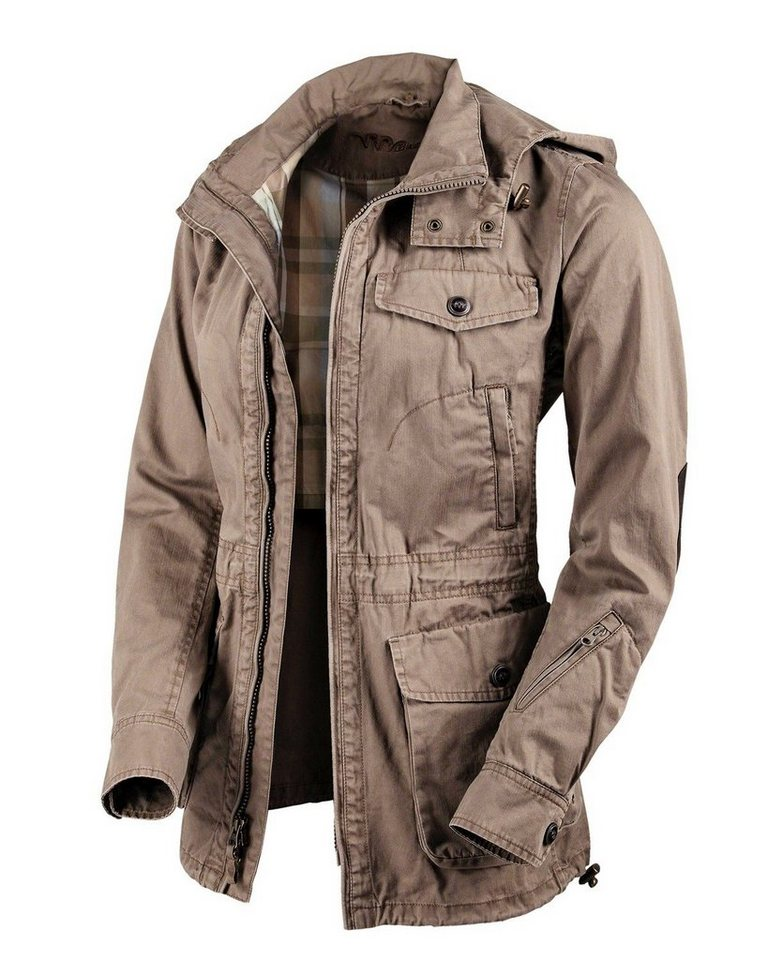 Blaser Active Outfits Jacke Mailand in Oliv