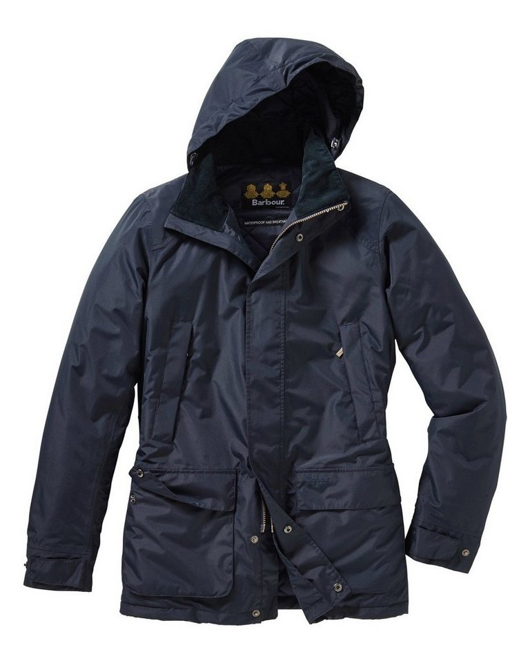 Barbour Jacke Scupper in Marine