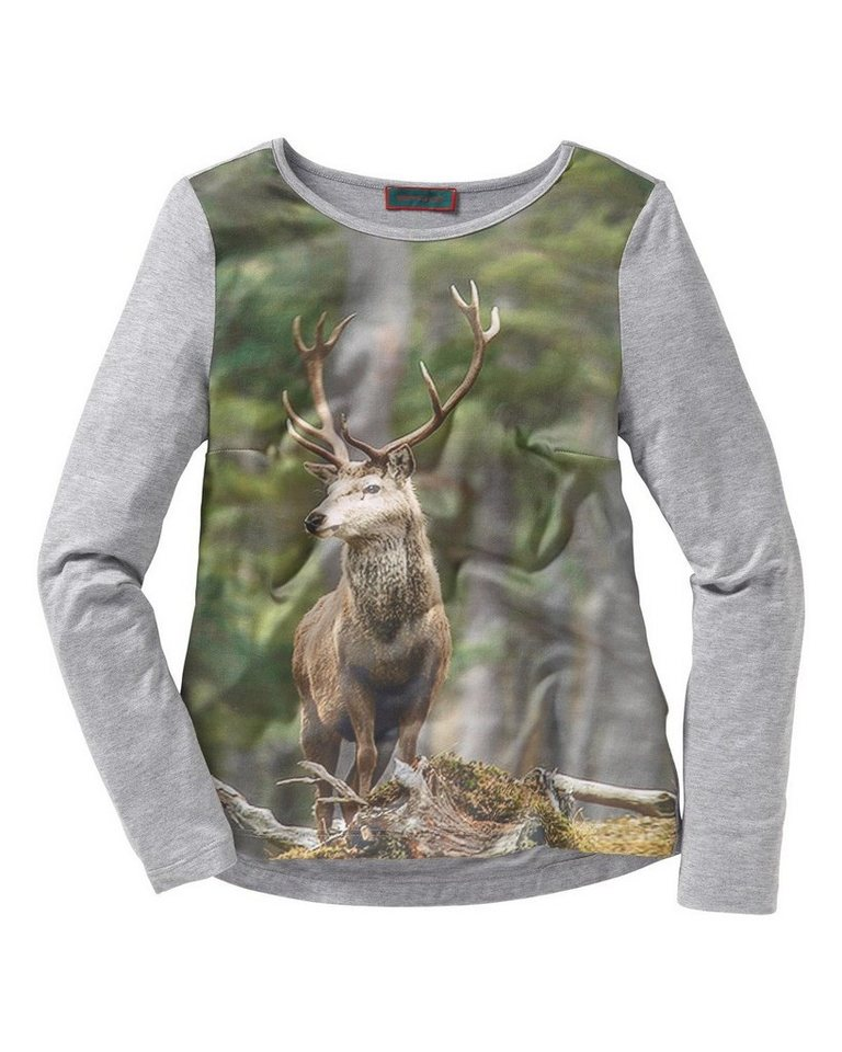 Reitmayer Shirt in Grau