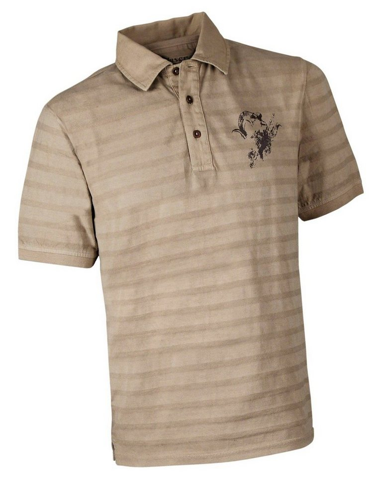 Blaser Active Outfits Polo Perugia in Beige