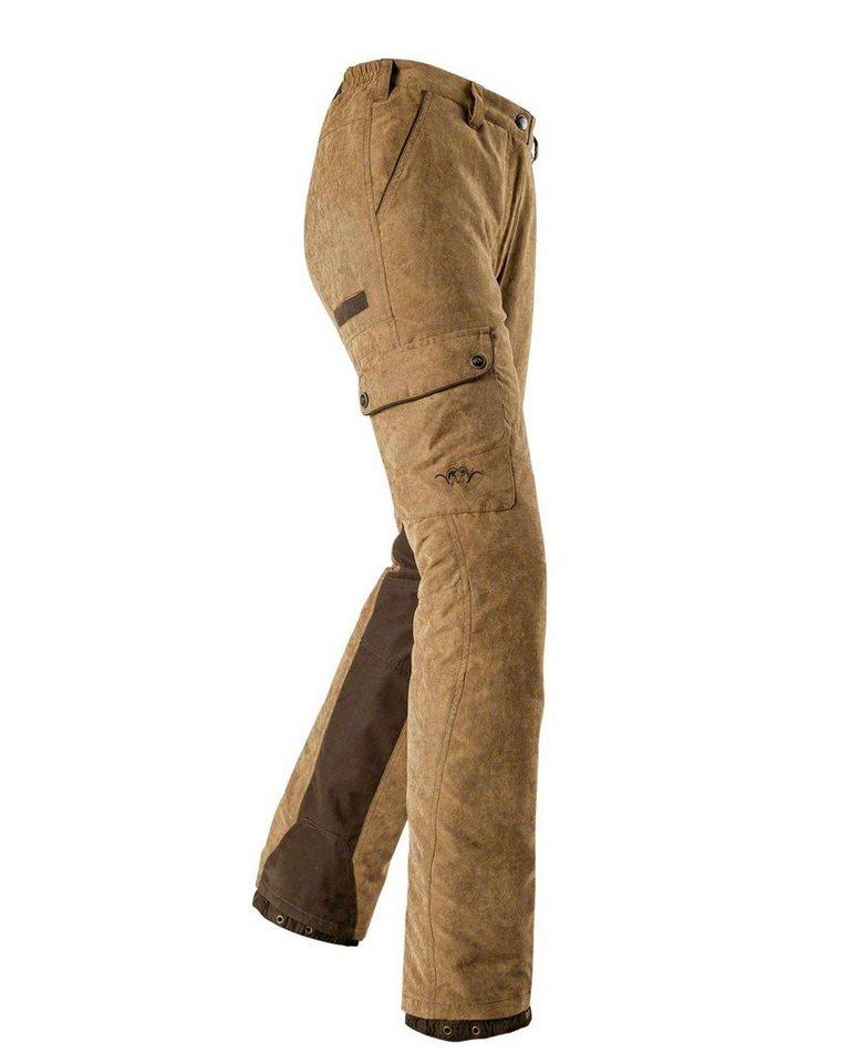 Blaser Active Outfits Argali² Hose Winter Damen in Oliv melange