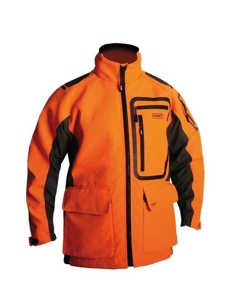 Hart Nachsuchejacke Iron Tech-J in Orange