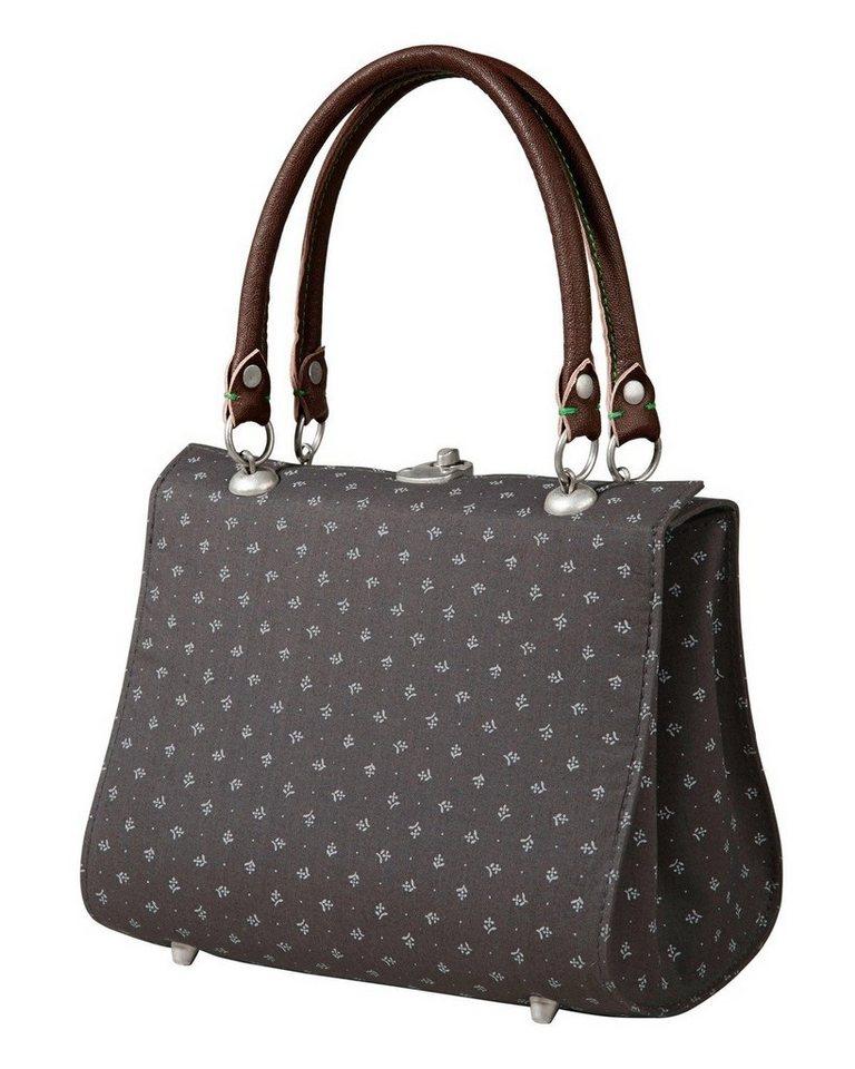 Almsach Trachtentasche in Grau