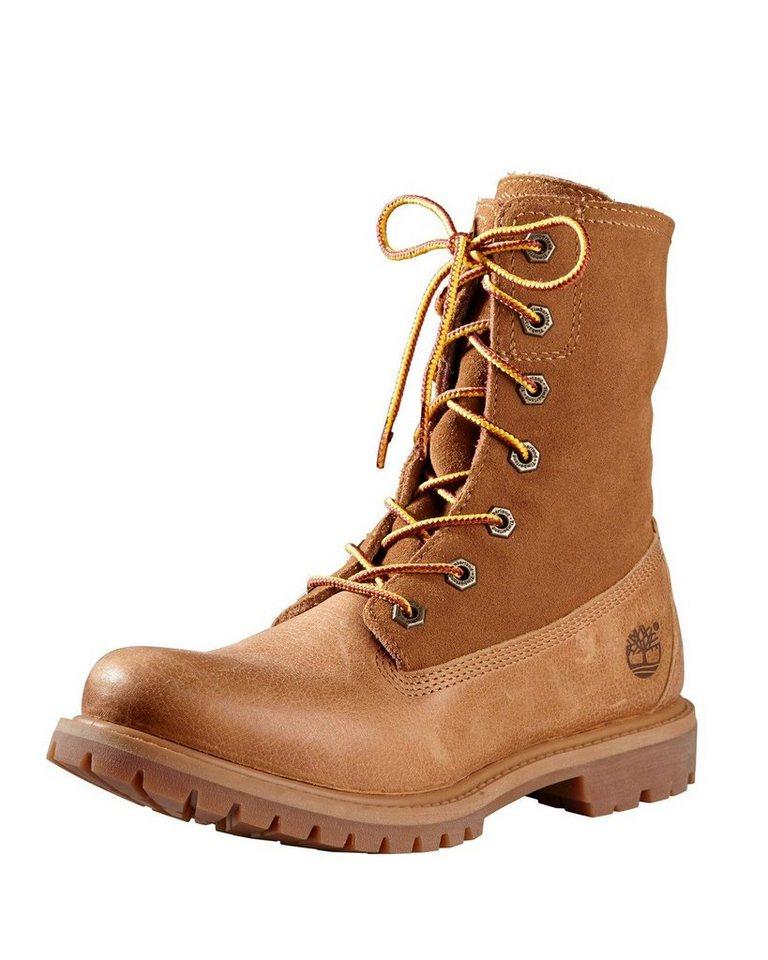 Timberland Boots in Weizen