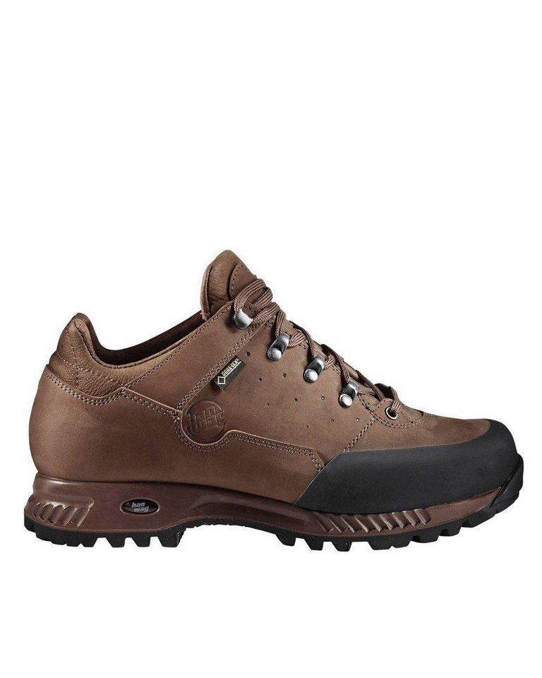 Hanwag Schuhe Tudela Low in Erde/Braun