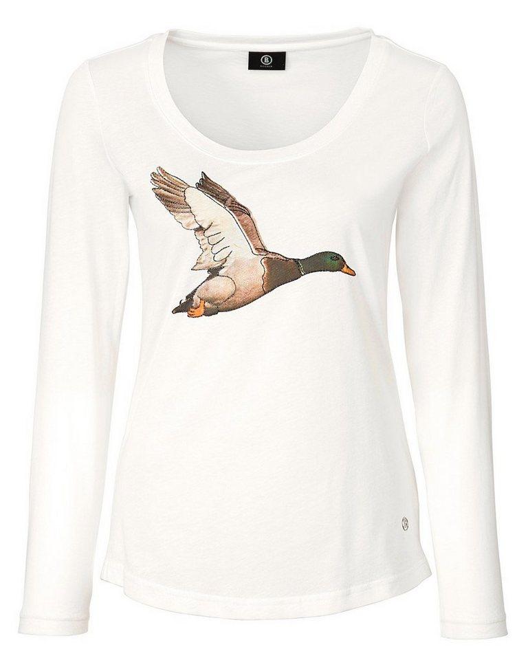 Bogner Shirt Celina in Ecru