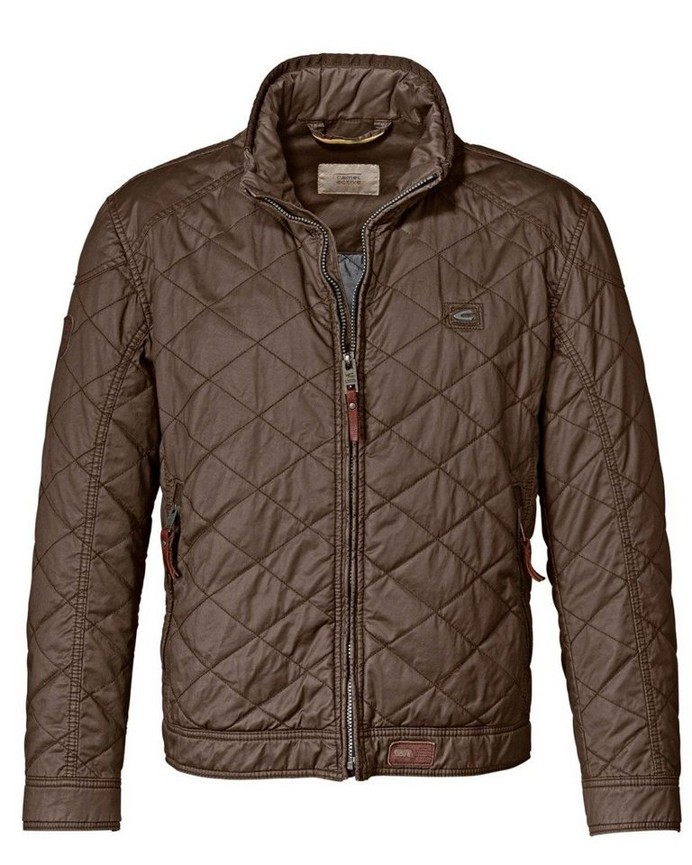 camel active Steppblouson in Oliv
