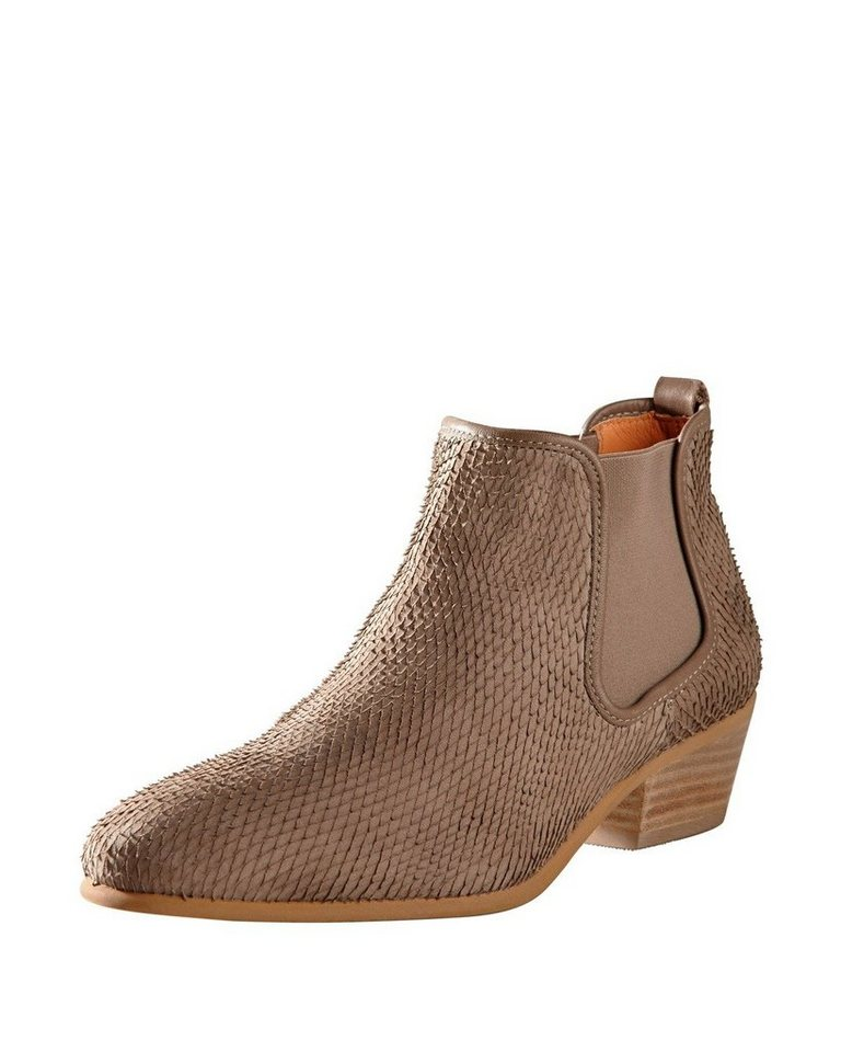 Marc O'Polo Chelseaboot in Sand
