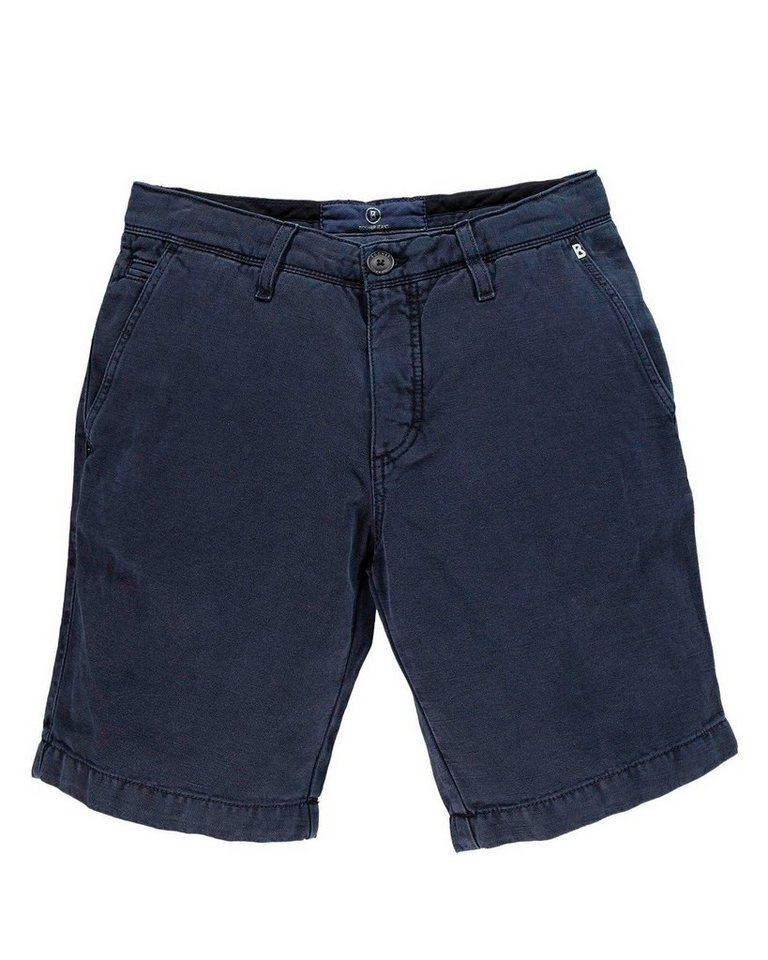 Bogner Jeans Bermuda in Marine