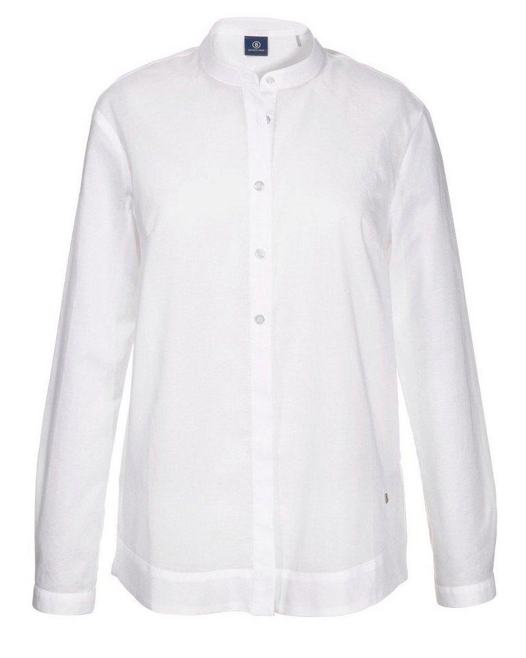 Bogner Jeans Bluse in Weiß