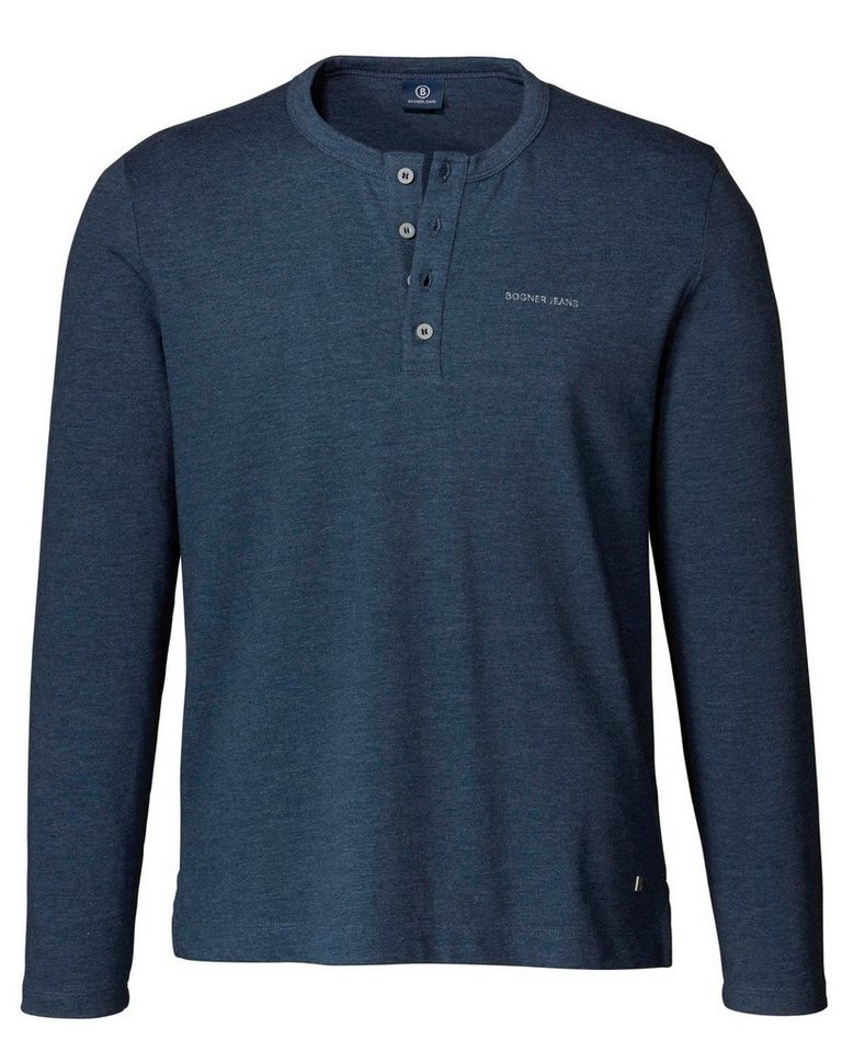 Bogner Jeans Shirt in Blau