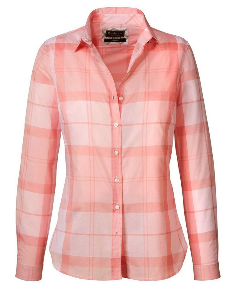 Barbour Karobluse Tay Shirt in Rosé