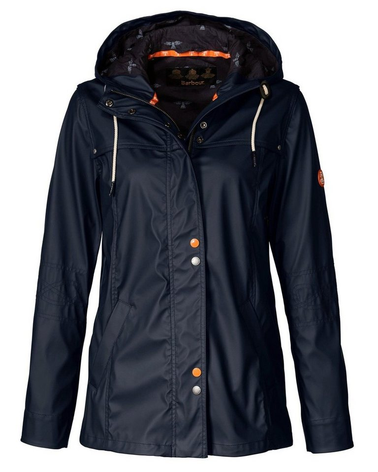 Barbour Jacke Hackamore in Marine