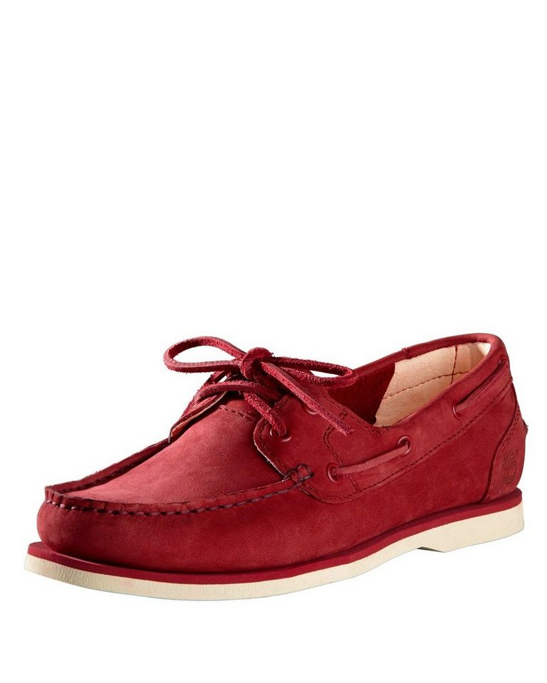 TIMBERLAND Bootsschuh in Rot