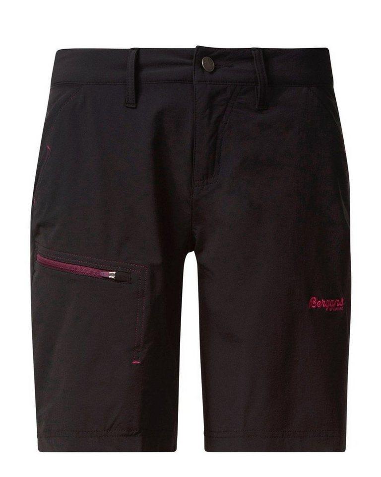 Bergans Shorts Moa in Schwarz