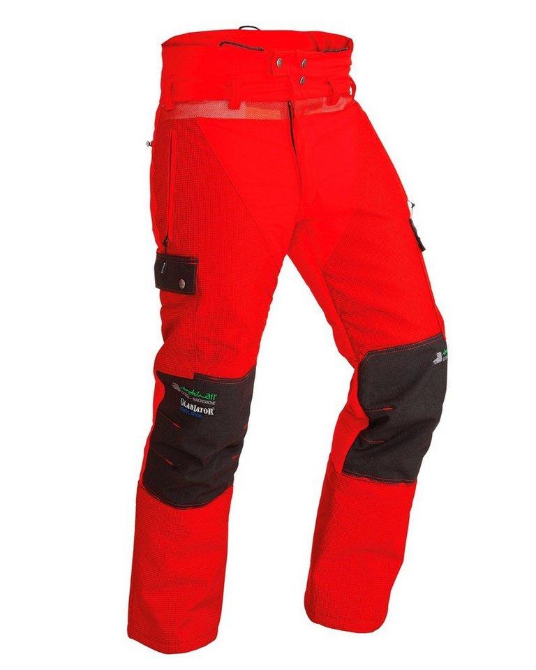 Pfanner Nachsuchenhose in Rot
