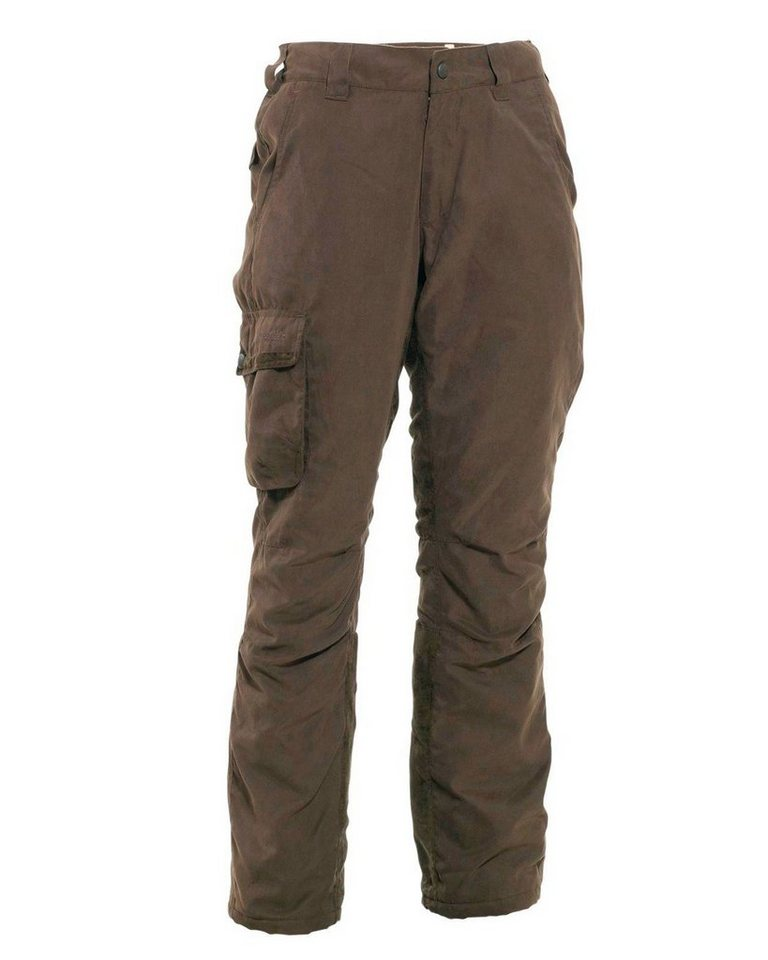 Deerhunter Thermohose Eifel in braun