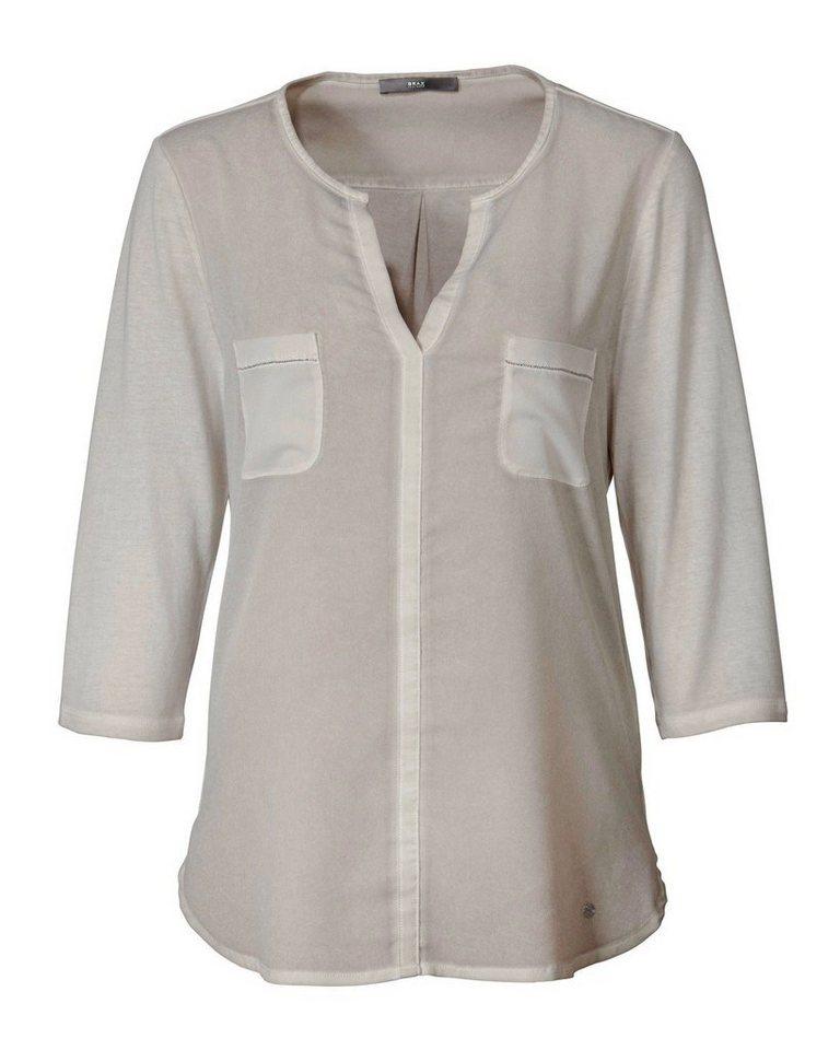 Brax Shirt Clarissa in Beige