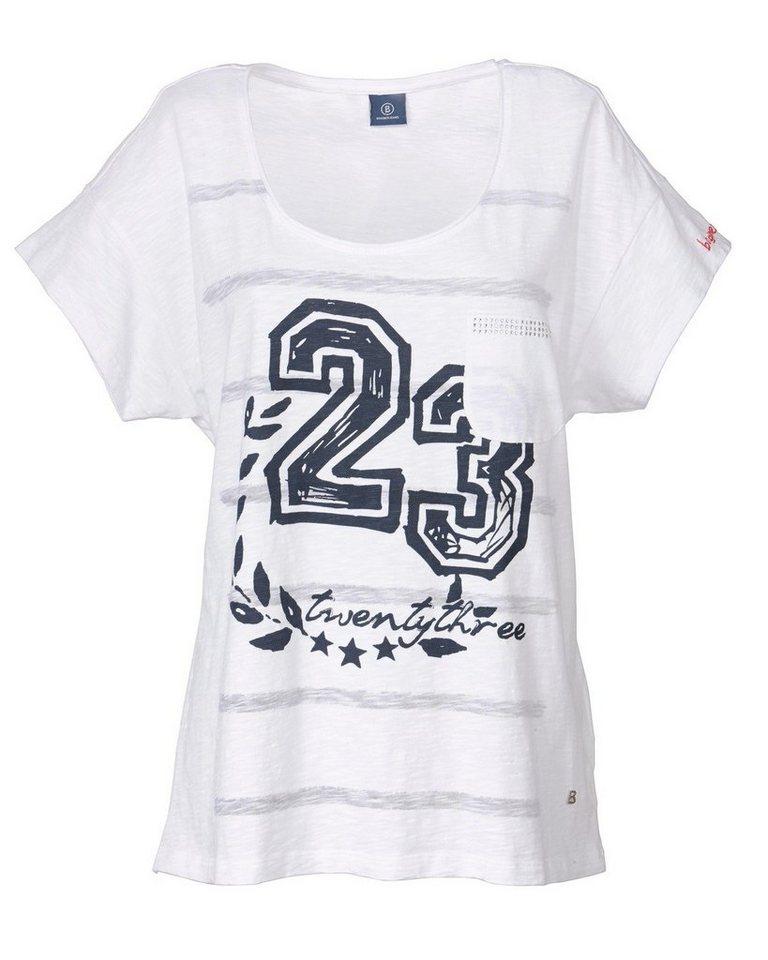 Bogner Jeans T-Shirt in Weiß