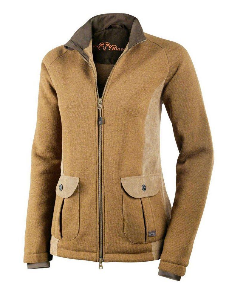 Blaser Active Outfits Argali² WIND-LOCK Jacke Damen in Oliv melange