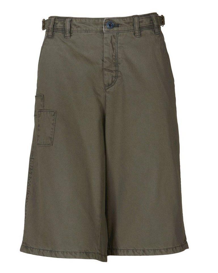 Marc O'Polo Shorts in Khaki
