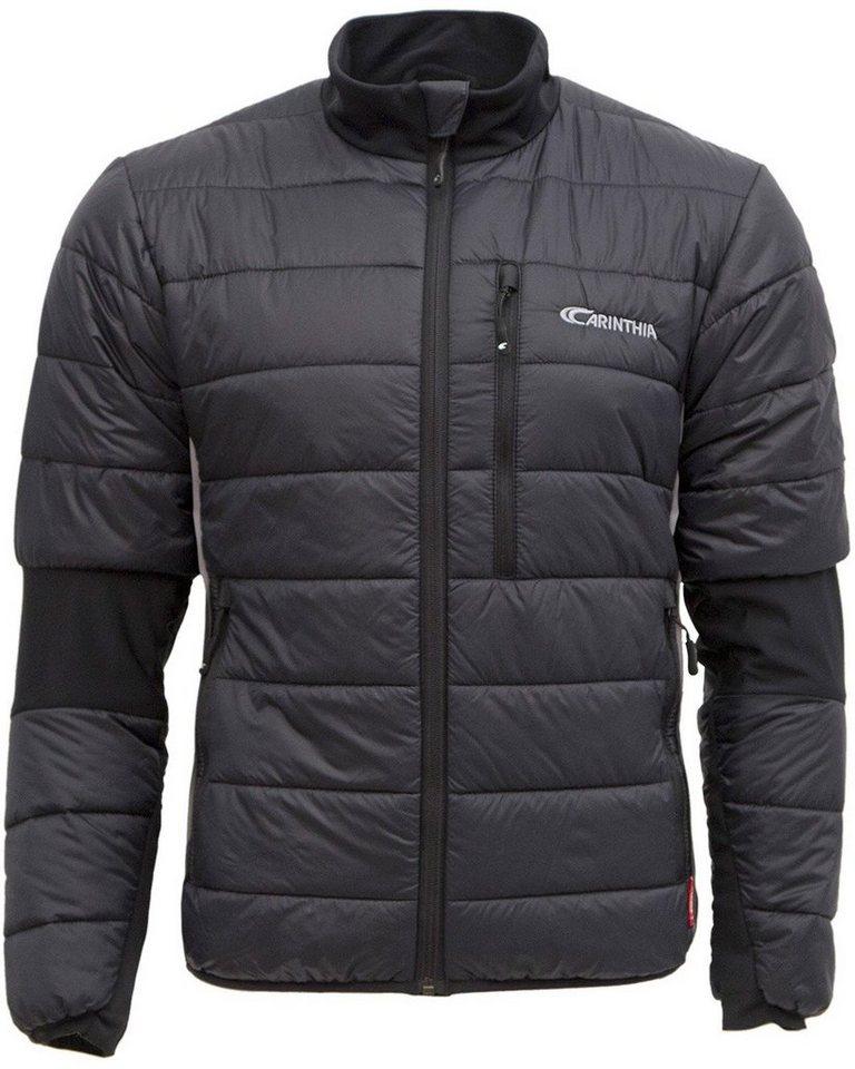 Carinthia Jacke Ultra in Schwarz