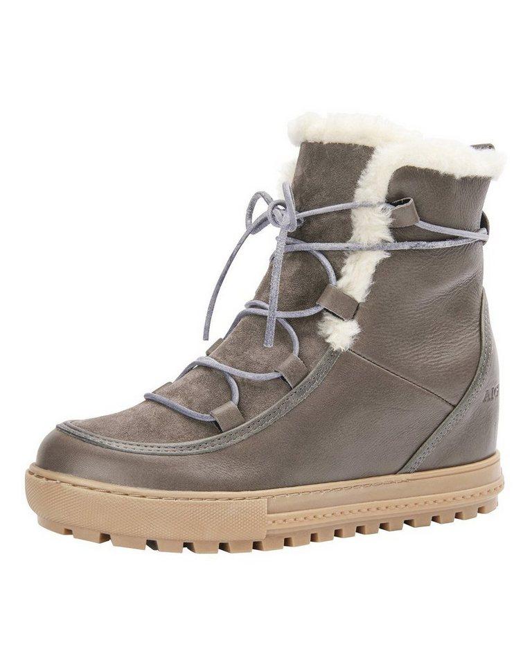 Aigle Boots Laponwarm in Anthrazit