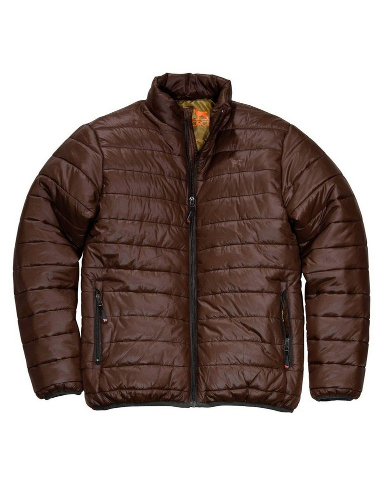Parforce Steppjacke in braun