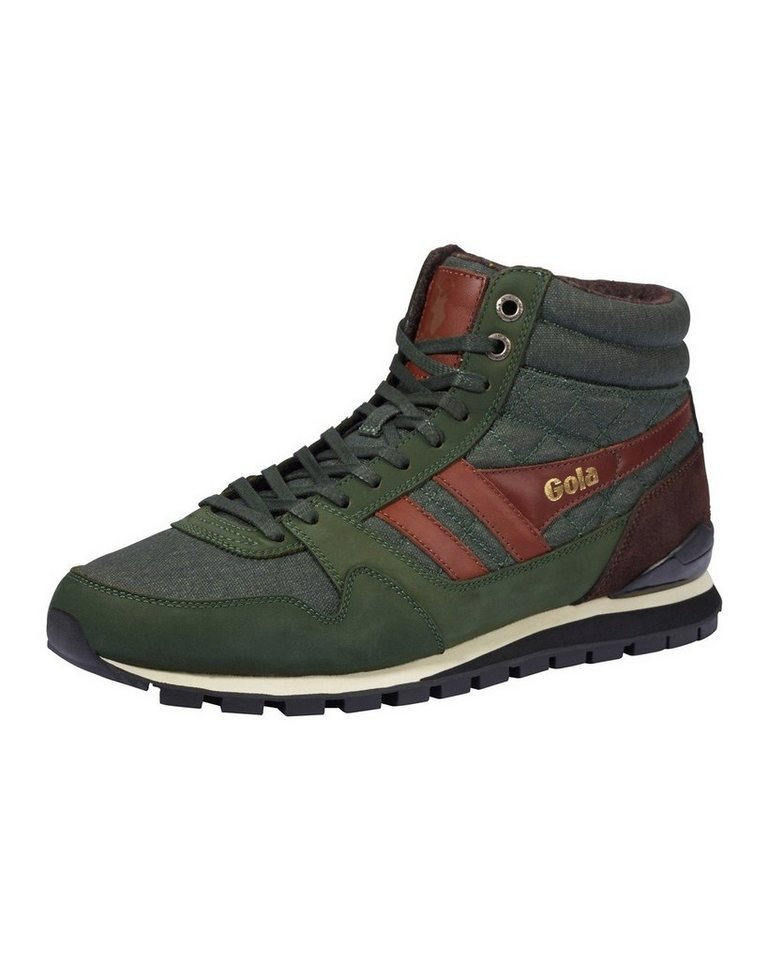 Gola Halbschuh Ridgerunner High in Oliv