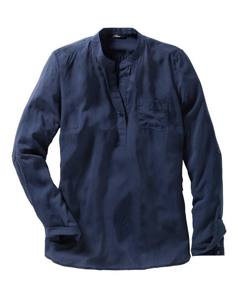 Mavi Uptown Bluse in Marine