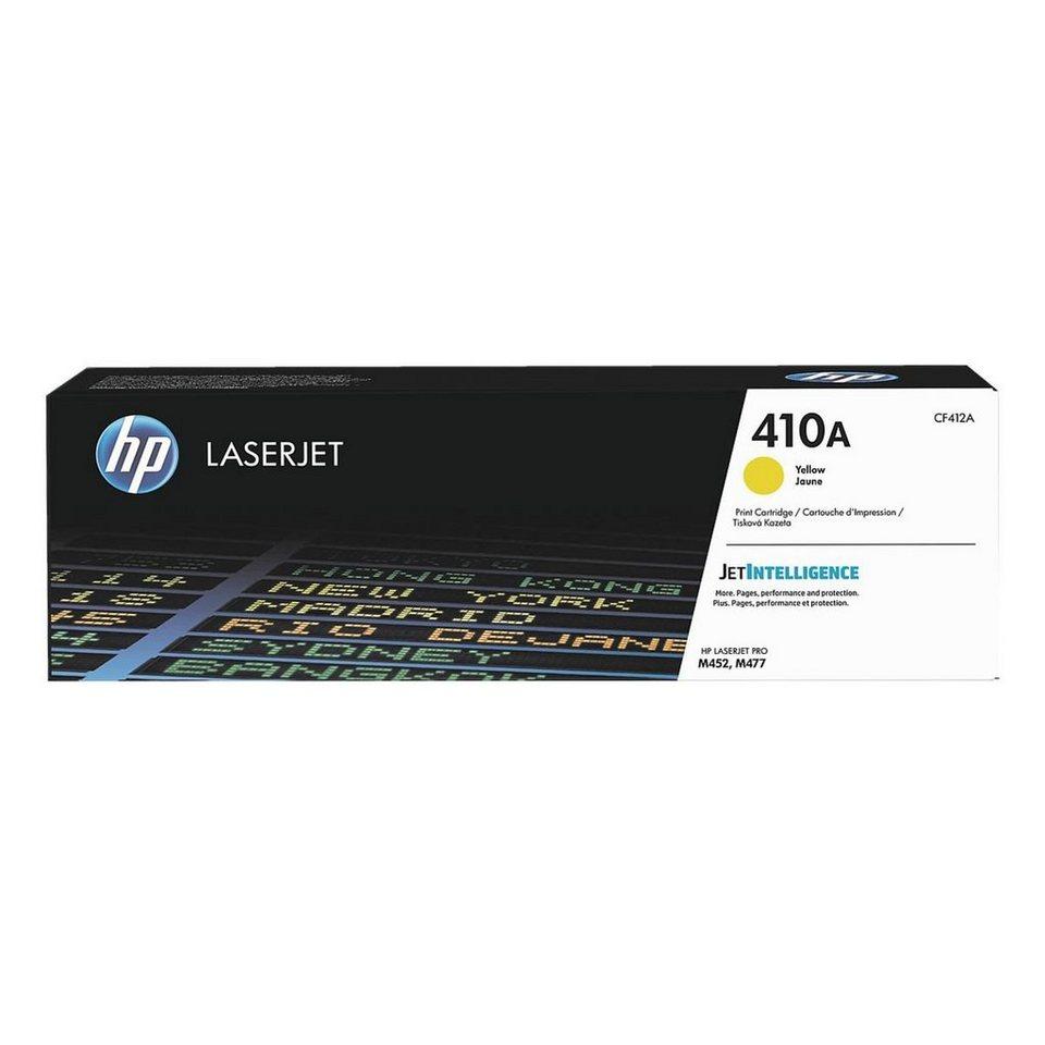 HP Druckkassette »HP CF412A« 410A