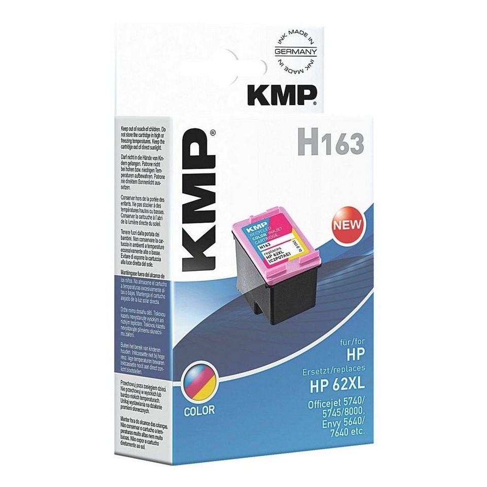 KMP Tintenpatrone ersetzt HP »C2P07AE« 62XL