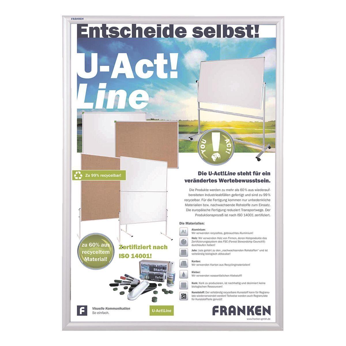 Franken Feuerfester Wechselrahmen »BS1804«