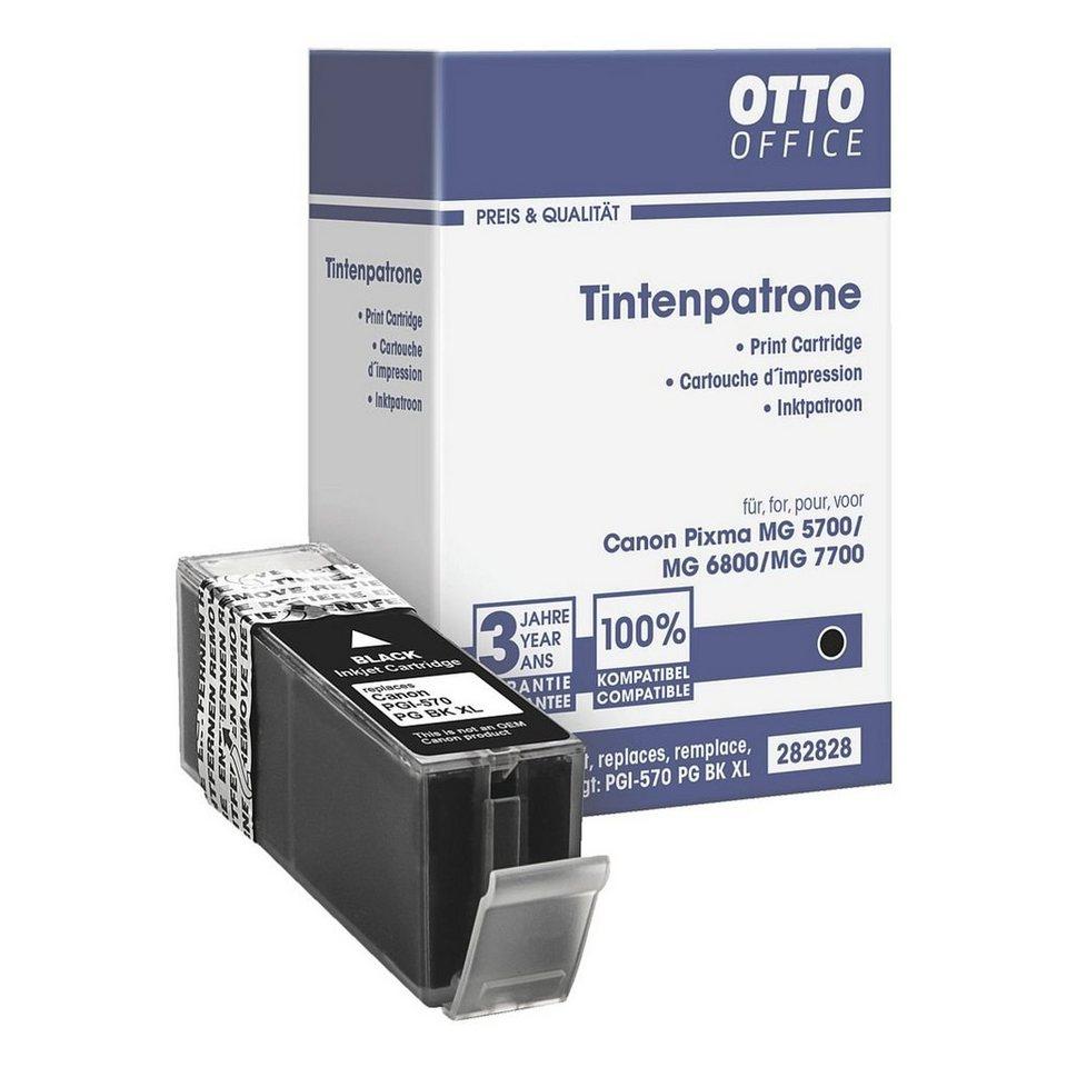 OTTO Office Standard Tintenpatrone ersetzt Canon »PGI-570 PG BK« XL