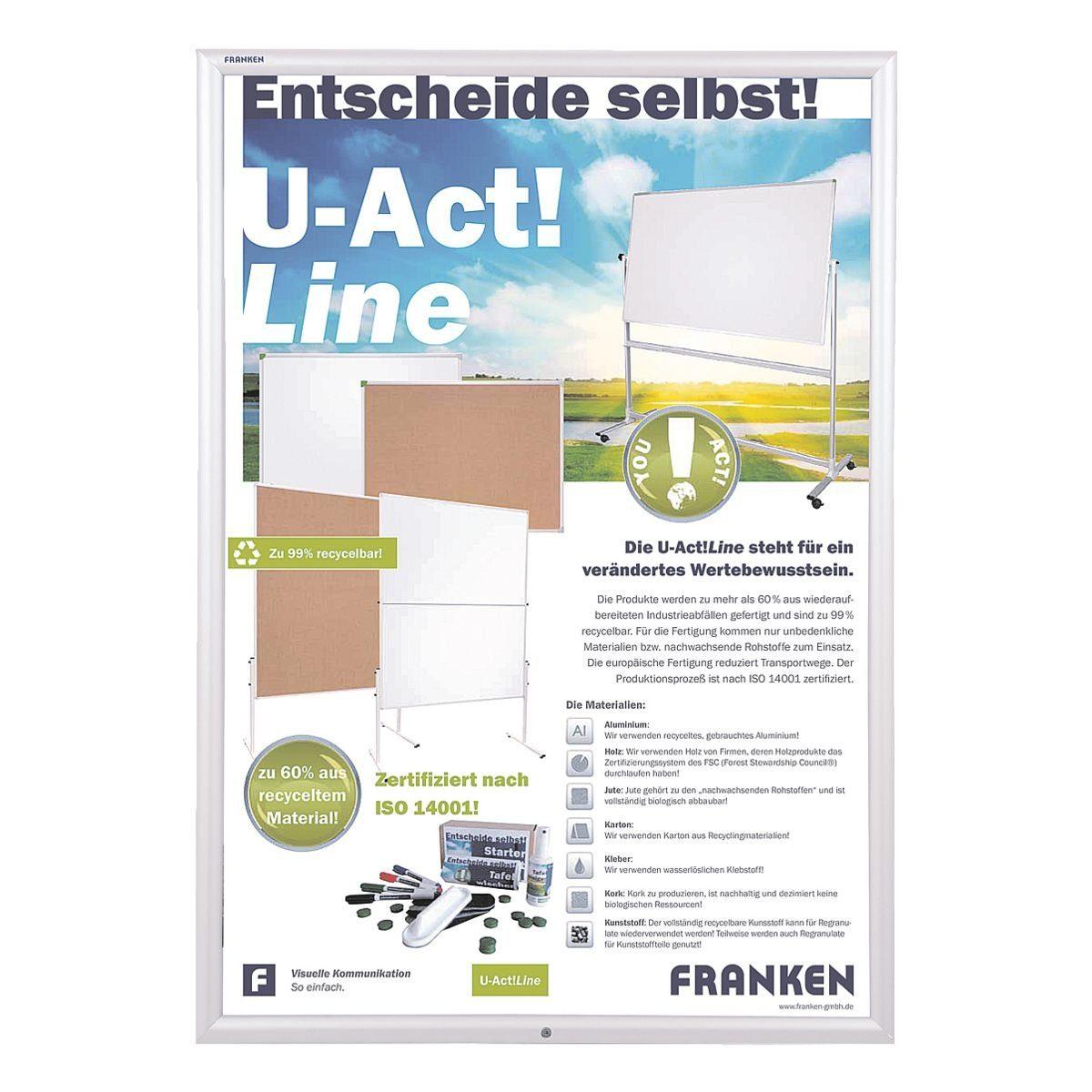 Franken Wechselrahmen »Outdoor & abschließbar BS1904«